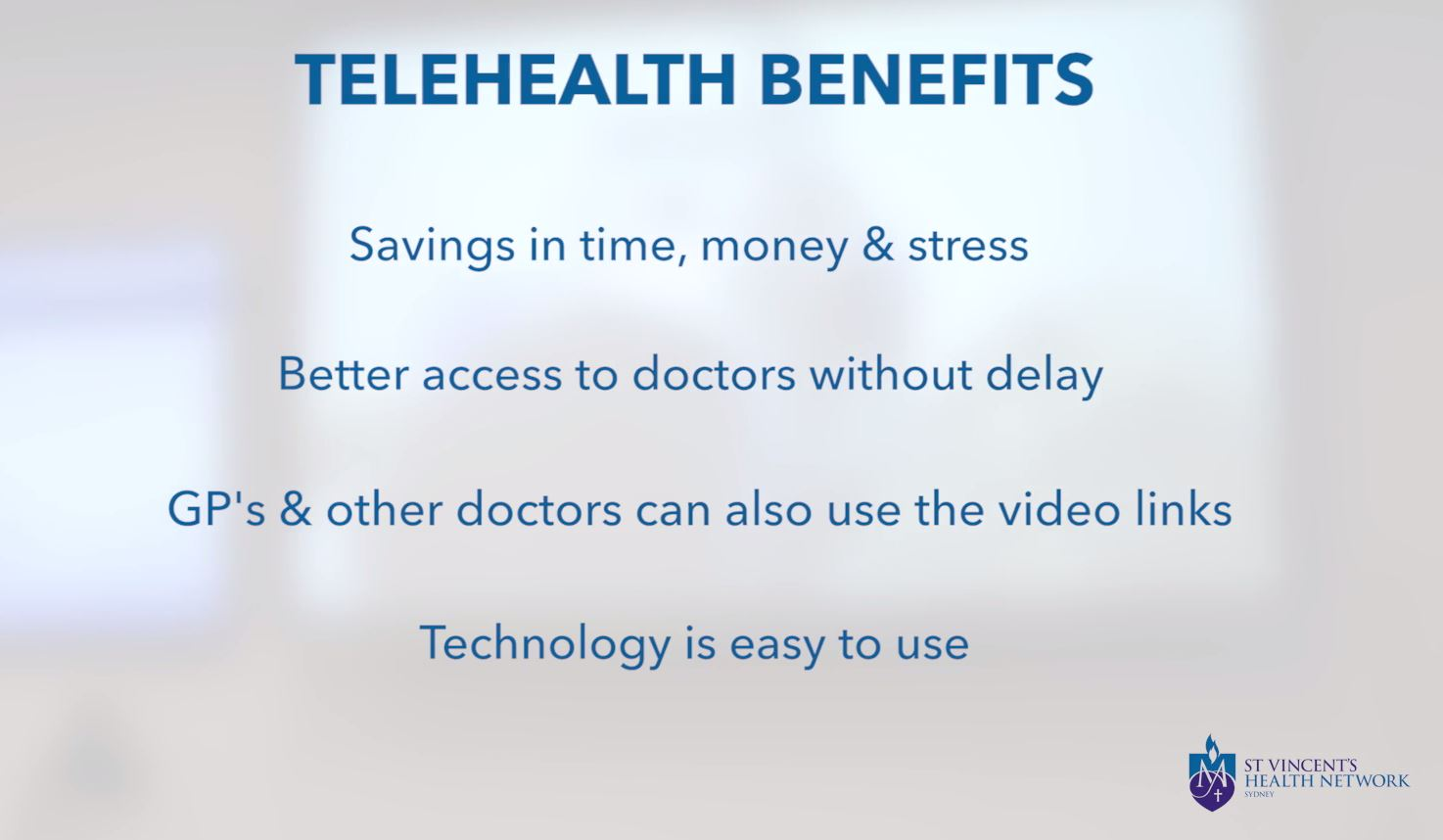 telehealth video