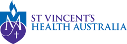 St Vincent's Health Australia Logo Tablet